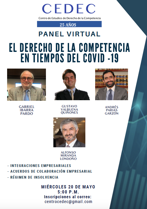 Panel COVID-19